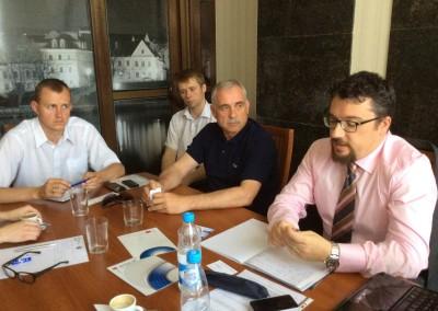 Bode Sud Spa - Confindustria Ucraina