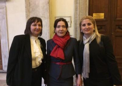 Incontro ufficiale Italia - Romania