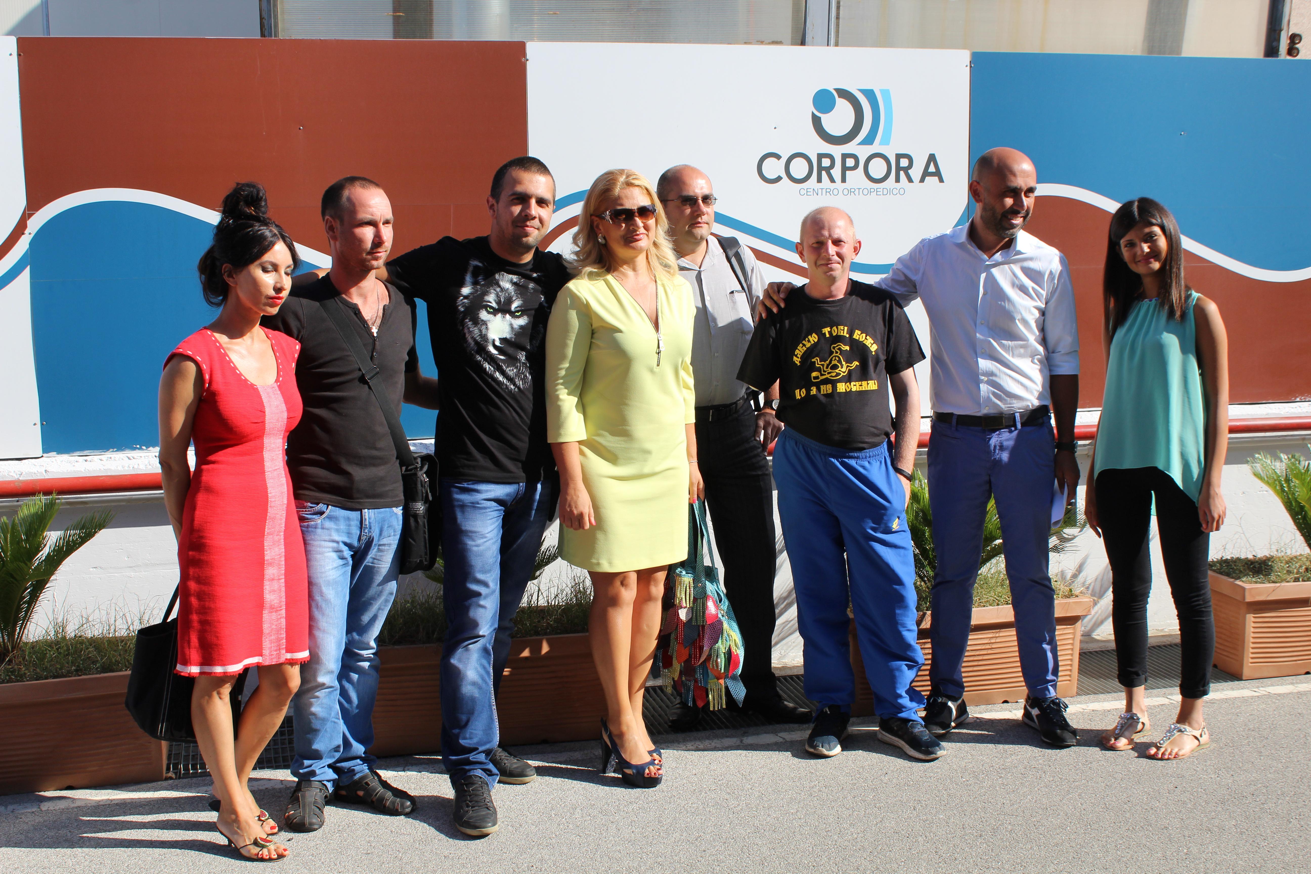 presso CORPORA, Gricignano